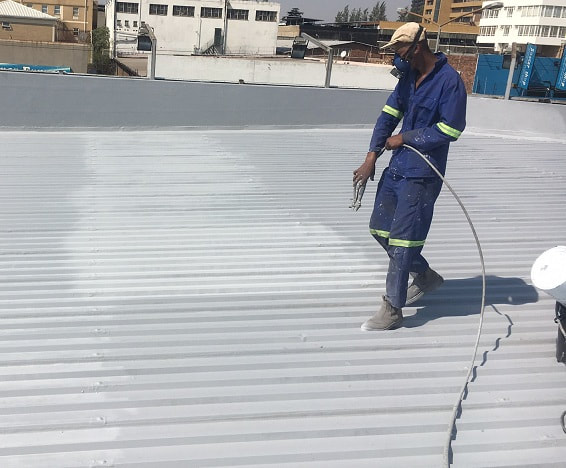 Roof Painting in Johannesburg