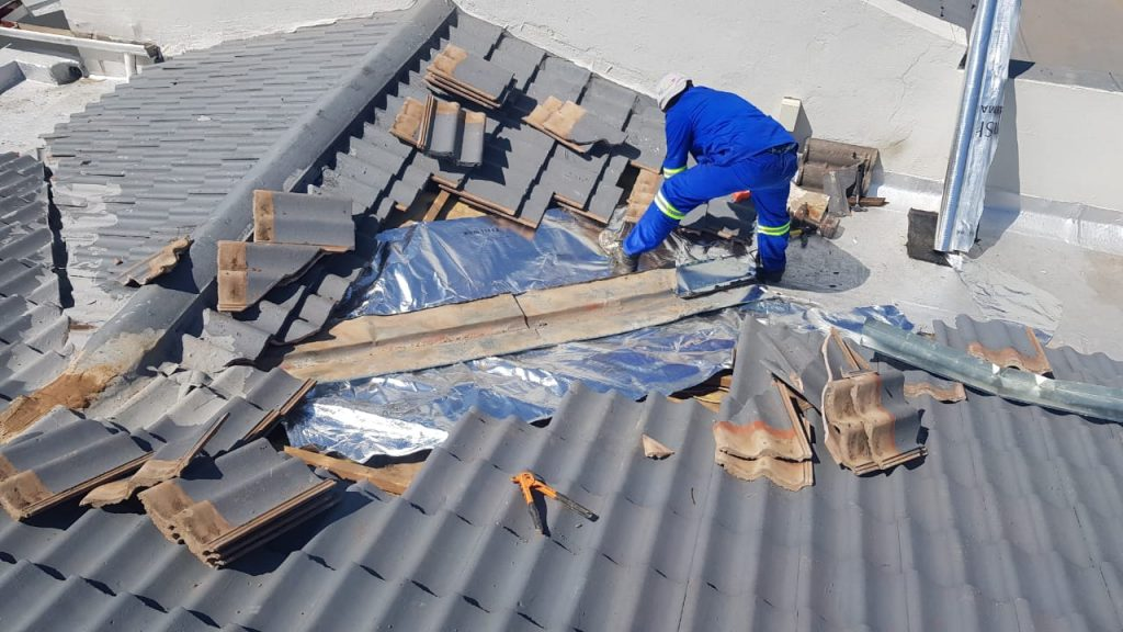 Tiled Roof Waterproofing