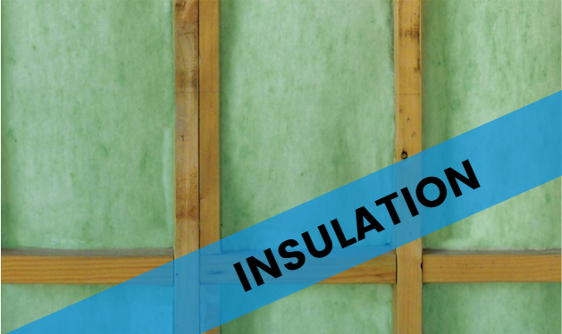 Ceiling Insulation Installation