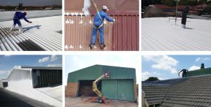 Roof Painting & Roof Coatings