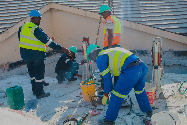 Core Drilling Services