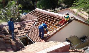 Roof Repair in Johannesburg